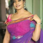 Jayavani Hot Saree Stills
