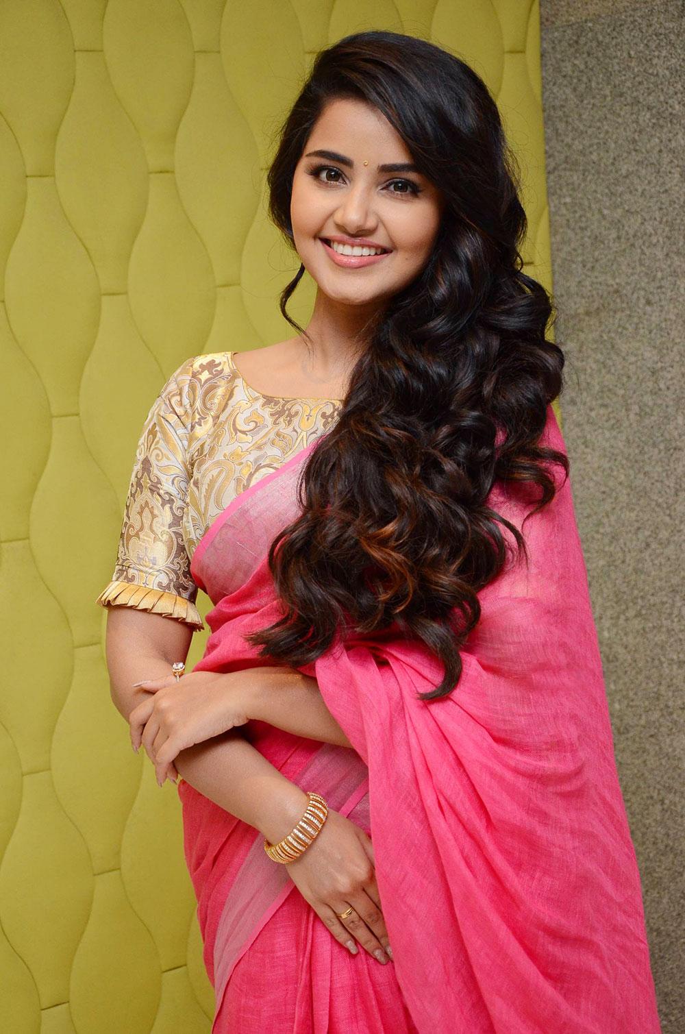 Preethi Latest Telugu Actress Saree Pics |Beautiful Indian